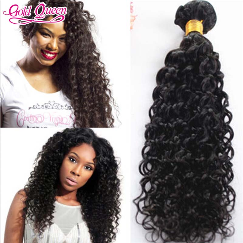 2015  wholesale alibaba black curly hair extensions brazilian human hair extension bundles 100g/pc virgin brazilian curly weft<br><br>Aliexpress