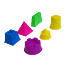 1-10pcs Playdough Tools Polymer Clay Plasticine Molds Play Doh Tool Set Kit For Kids Gift Magic Sand Mold