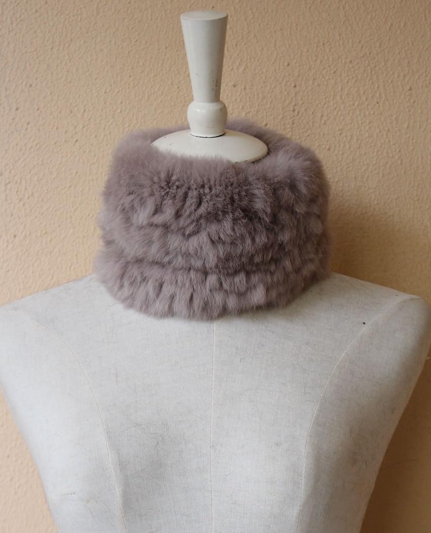 fur scarf rabbit rex for women (5)