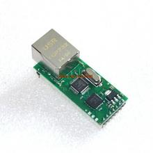 Serial Port Server Module Ethernet Network To RS232 TCPIP RJ45 To TTL Seckill ENC28J60(China)
