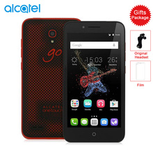 Alcatel GoPlay 7048X Wateproof 4G LTE Unlocked Android Smartphone Snapdragon410 5.0 inch HD 1G RAM 8G ROM Mobile Phone