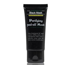 Face Care Suction Black Mask Amazing Facial Mask Nose Blackhead Remover Peeling Peel Off Black Head Acne Treatments