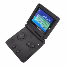 GB Station boy SP PVP Handheld Game Player 8 Bit /32 bit Classical Flip Video Console 3 inch LCD Retro Style for Gaming(China)