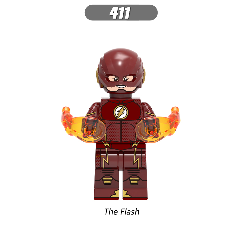 XH411-The Flash