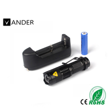 12000 Lumens Lanternas Led Torch CREE XM-L Q5 Led Flashlight 14500 Torch Rechargeable With Charger Linternas Powerful Lights