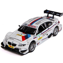 High Simulation Exquisite Diecasts&Toy Vehicles: Caipo Car Styling M3 DTM Race Car 1:32 Alloy Diecast Car Model Toy Car(China)