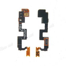 For HTC ONE X Power Switch on/off Button Connector Flex Cable Sensor Ribbon Replacement Part Repair Parts ONEX Free Shipping