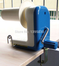 20pcs/lot Yarn Fiber String Thread Ball Skein Wool Winder Household manual operated winding machine Coiling Machine