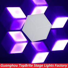 2017 Best Price ADJ Professional 3D Vision Panels High Quality 35W LED Stage Lights With DMX512 And 32 Kinds Of Colors