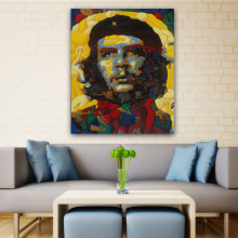 "Metal tin signs ""Che Guevara"" iron painting Vintage garage poster house bar coffee decoration retro craft free shipping(China)"