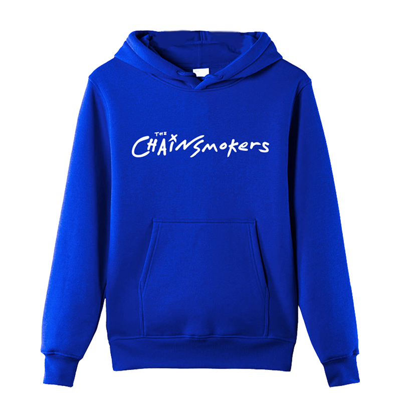 The Chainsmokers Coat Don't Let Me Down Causal Outwear Sweatshirts Christmas Hoodies with Hats for Men Women