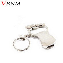 VBNM multifunctional cool bottle opener USB Flash Drive foot shape Pen drive original gift  pendrive 4GB/8GB/16GB/32GB
