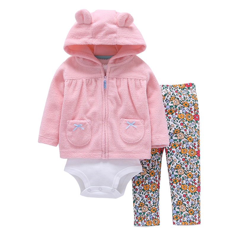 Leopard grain 17 New model for girl Free ship children baby girl boy clothes set ,kids bebes clothing set Casual wear 46