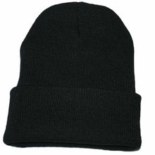 f558e033def New Arrival Concise Style Fashion Women Men Casual Unisex Slouchy Knitting  Beanie Hip Hop Cap Warm Winter Ski Personality Hat