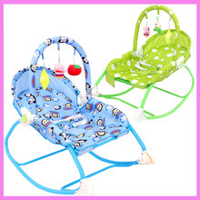 Electric Portable Lightweight Infant Baby Swing Chair Rocking Chair Cradle Lounge Recliner 0~36 M