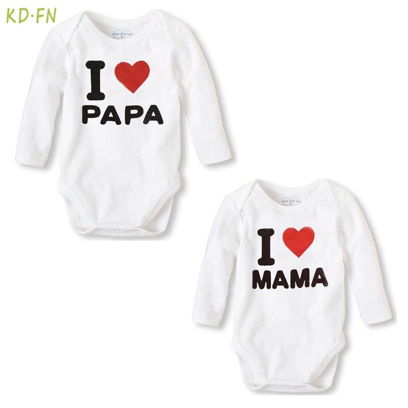 Новый, 2 предмета Одежда для новорожденных с длинным рукавом Детские комбинезоны близнецов Одежда для маленьких мальчиков и девочек Roupas de...(China)