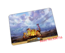 hearthstone mousepad Imported rubber gaming mouse pad Office gamer mouse mat pad game computer desk padmouse keyboard play mats(China)