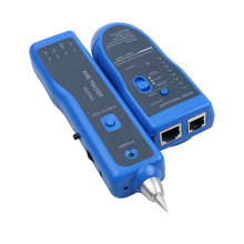Kebidumei RJ45 RJ11 Cat5 Cat6 Network Telephone Cable Tester Toner Wire Tracker Tone Line Finder Detector Networking Tools(China)