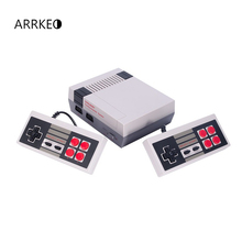 ARRKEO Mini Classic HDMI TV 8 Bit Retro Video Game Console Childhood Built-In 600 Games HD Handheld Gaming Player For Kid Gift