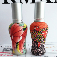 100pcs/lot polymer clay spray bottle 10ml perfume atomizer perfume packaging bottle free shipping