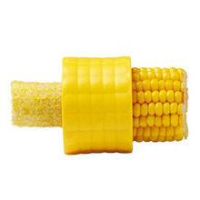 Creative Home Gadgets Corn Stripper Cob Cutter Remove Kitchen Accessories Cooking Tools(China)