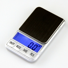 Buy 500gx0.1g Portable Mini Electronic Digital Scales Pocket Case Postal Kitchen Jewelry Weight Balanca Digital Scale Blue Backlit for $9.09 in AliExpress store