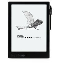 "ONYX BOOX MAX 13.3"" Flexible Screen Ebook Reader 1G DDR2 16GB Android E-Book 4100 mA Bluetooth+Cover Multi-Language Ereader(China)"