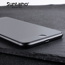 Buy Suntaiho 5D 0.2MM 9H Curved Edge iPhone 6 6 Plus Screen Protector Film Ultral thin Tempered Glass IPhone 8 7 Plus for $4.16 in AliExpress store