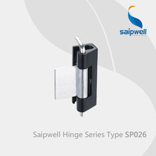 Saipwell SP026 soft close toilet hinges plastic shower door hinges for glass doors and furnitures 10 Pcs in a Pack
