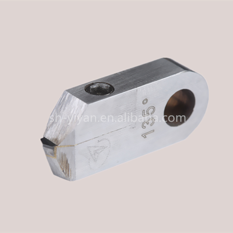 YIYAN Jewelry Tool CNC Machine Use V Cut edge 3mm 135 degree PCD Tip Posalux Diamond Tools<br>