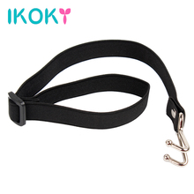 IKOKY Role Playing Nose Hook Unisex Elastic Strap Adult Product Force Rise Sex Toy for Couples Slave Training SM Bondage
