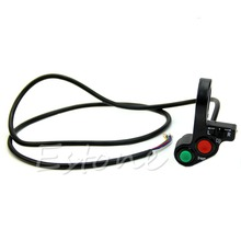 "1PC New ATV Bike Motorcycle Scooter Offroad 7/8"" Switch Horn Turn Signals On/Off Light Switches High Quality C45(China)"