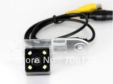 4 LED highest nightvision Special Car Rear View Camera rearview backup reverse for VOLVO S80 SL40 SL80 XC60 XC90 S40 C70