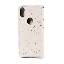 Buy Luxury Wallet Case iPhone 8 5.8 inch iPhone8 Bling Glitter Business Flip Cover Card Stand Leather Bags Cases for $4.49 in AliExpress store