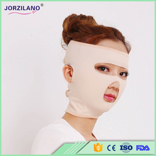 Full Face-lift masks,Health Care Thin Face Mask Slimming Facial Thin Masseter Double Chin Beauty Face Lifting Bandage Belt(China)