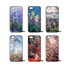 Claude Monet Classic oil painting hard Phone Case For Sony Xperia X XA XZ M2 M4 M5 C3 C4 C5 T3 E4 E5 Z Z1 Z2 Z3 Z5 Compact