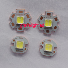 CREE XHP70 XHP 70 Cool White Neutral White Warm White High Power LED Emitter 30W 6V 12V Doide on 16mm 20mm Copper PCB(China)