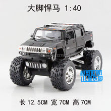 KINSMART Die Cast Metal Models/1:40 Scale/2005 Hummer H2 SUT (Off Road) toys/for children's gifts or for collections