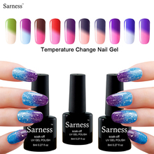 Temperature Change Color UV Gel Nail Polish Manicure 8ml LED UV Nail Gel Polish Long Lasting Hot Sale soak off gel polish