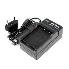 Batmax 1Pc NP-95 FNP 95 NP 95 AC Charging Digital Battery Charger For Fujifilm FinePix F30 zoom FinePix F31fd FinePix REAL 3D W1