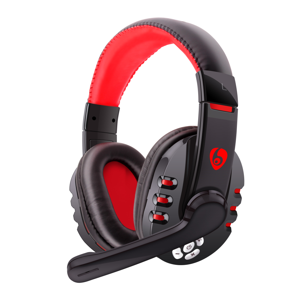 New Bluetooth Wireless Headphones Headband Headset With Long Clear Microphone For Mobile Phone Promotion Free Shipping<br><br>Aliexpress