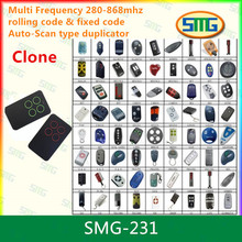 280-868mhz auto scan frequency Rolling code clone remote control(China)