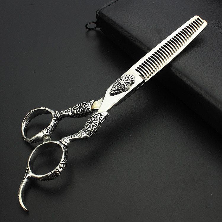 SHARONDS 6 inches Hairdressing tool set and professional haircut scissors and fashion barber shears  3 models<br>