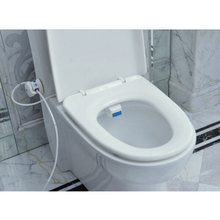Bathroom Toilet Bidet Luxurious Hygienic Eco-friendly And Easy To Install High Tech Toilet Seat Portable Sanitary Wall Bidet(China)