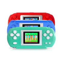 Color Screen Game 2.0Inch Screen Child Handheld Game Players 268Different Nostalgic Games 4Colors Available(China)