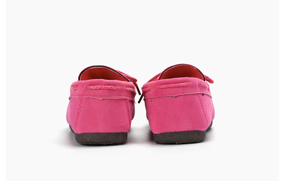 Moccasin womens four colors autumn soft brand top quality fashion suede casual loafers #WX810401 89 Online shopping Bangladesh