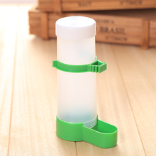 Novelty Parrot Bird Automatic Feeder Feeding Food Water Drinking Birds For Aviary Budgie Peony Feeder New