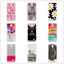 Lenovo A536 Case Ultra Thin Soft Silicone TPU Case for Lenovo A 536 Mobile Phone Protective Back Cover Case Drop Shipping