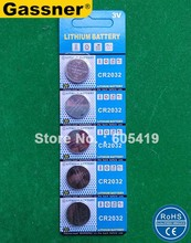 1200cards/lot Factory 100% fresh new CR2032 3 Volt Lithium Coin Battery - Retail Packaging (5/Blister Card)