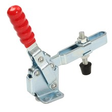 MTGATHER Holding Capacity Quick Release U Bar Vertical Type Toggle Clamp 12132 95.2x46x154mm(China)